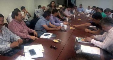 Alcaldes reconocen compromiso del Gobierno del Estado con el campo