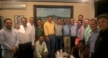 Elogian alcaldes Programa Municipalizado para el campos