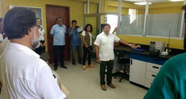 En Campeche,  abre ECOSUR su Laboratorio de Biodiversidad Marina y Cambio Climático