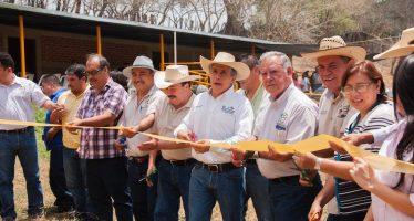Invierten 4 mdp en infraestructura ganadera en Arteaga