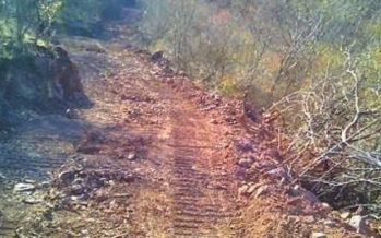 Invierten 6.3 mdp en caminos rurales de Arteaga