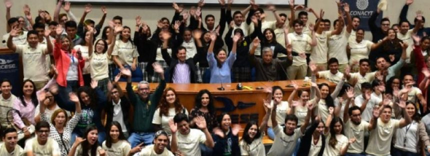 Triunfan estudiantes de Ensenada, en la Olimpiada Estatal de Ciencias de la Tierra del CICESE