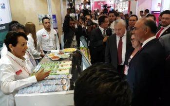PESCAMAR 2017, promueve el comercio y el consumo de los productos pesqueros y acuícolas