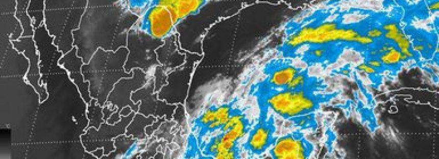 Beatriz, pasa a ser depresión tropical