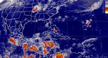 Se esperan fuertes tormentas acompañadas de actividad eléctrica en distintos puntos del país