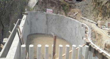 Se clausura construcción de alberca en Hotel Bogavante, en Guerrero