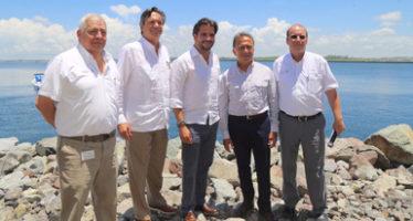 El nuevo puerto de Veracruz cumple con las normas establecidas por la SEMARNAT