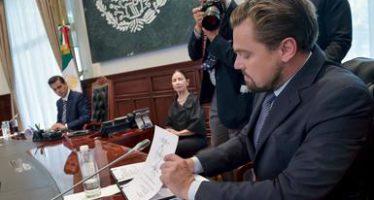 Leonardo DiCaprio y Carlos Slim, presionan a México para una efectiva protección de ecosistemas del Golfo de California