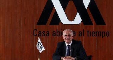 El Dr. Eduardo Abel Peñalosa Castro, es nuevo rector general de la Universidad Autónoma Metropolitana