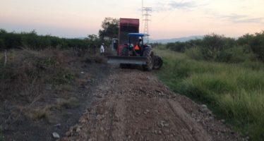 Se invierten 15 mdp en obras rurales para Erongarícuaro