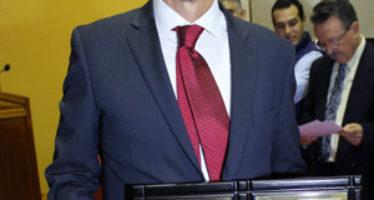 El científico José Luis Carballo Cenizo recibió el Premio Sinaloa de Ciencia, Tecnología e Innovación