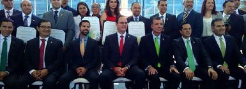 Entrega Profepa certificados ambientales a empresas zacatecanas