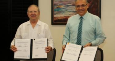 Formalizan cooperación educativa y tecnológica la Universidad de Sonora y el Instituto Tecnológico de Sonora
