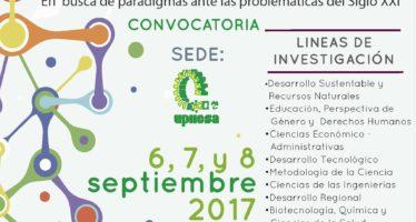 2do. Congreso Nacional de Investigación Interdisciplinaria