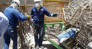 Destruyen en SLP, bienes incautados por la PROFEPA