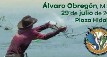 Segunda Expo Feria Acuícola y Gastronómica de la rana, la mojarra y el charal en Álvaro Obregón, Michoacán
