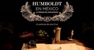 Humboldt en México, La mirada del explorador, gran premier mundial este sábado en el Festival Internacional de Cine en Guanajuato