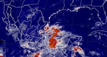 Se esperan tormentas torenciales para el sureste del país