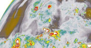 Tormentas muy fuertes se esperan para el noroeste del país