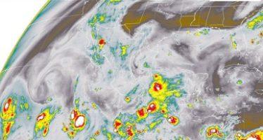 Tormentas intensas se prevén para varias entidades del país