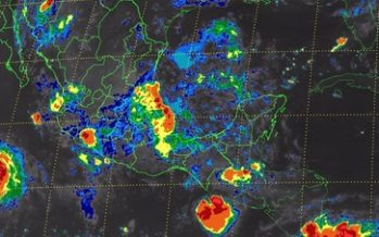Tormentas intensas se esperan para distintos puntos del país