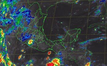 Tormentas intensas se prevén para distintas regiones del país