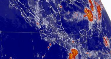 Tormentas intensas se pronostican para el sur del país