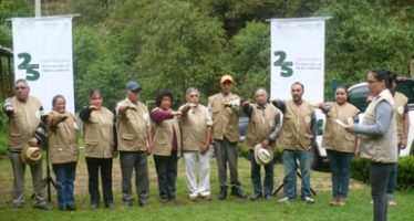 Se acredita a 30 personas como vigilantes ambientales