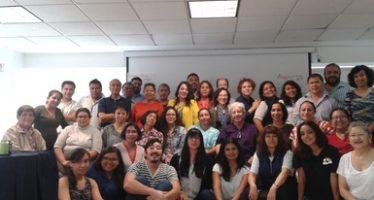 Se lleva a cabo el taller Formación de Coordinadores Regionales en Sistemas Comunitarios de Alerta Temprana y Adaptación al Cambio Climático