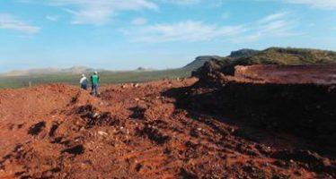 Caracterización de suelos, orden de la PROFEPA a Minera del Norte S.A. de C.V., Unidad La Perla
