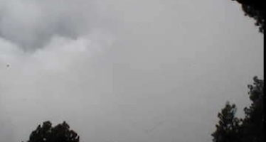 Continúa en fase dos el semáforo de alerta volcánica del Popocatépetl