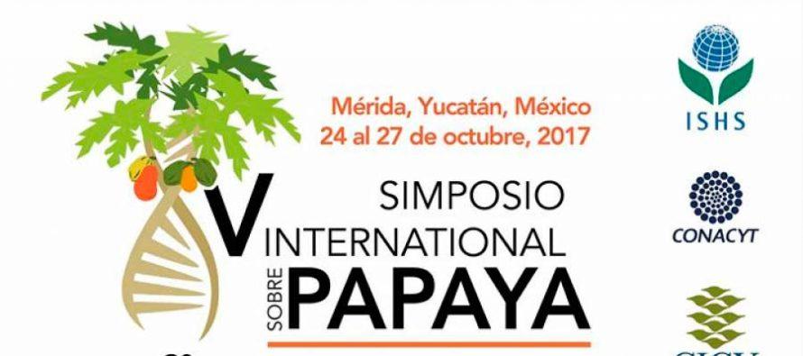V Simposio internacional sobre papaya