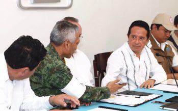 Por precaución, alerta roja en Quintana Roo por huracán Franklin