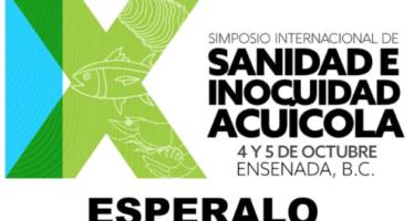 Simposio internacional de Sanidad e Inocuidad Acuícola