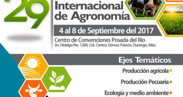 29 Semana Internacional de Agronomía