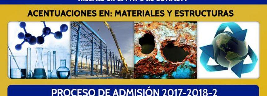 La Universidad Autónoma de Sinaloa convoca a inscribirse en el Programa de Doctorado en Ciencias de la Ingeniería