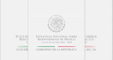 Estrategia nacional sobre biodiversidad de México y plan de acción 2016-2030