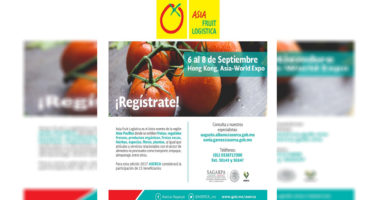 Asia Fruit Logística, del 6 al 8 de septiembre