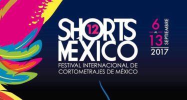 12° edición del Festival Internacional de Cortometrajes de México del 6 al 13 de septiembre de 2017 en CDMX