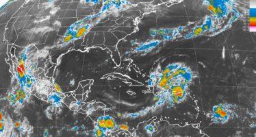 Tormentas muy fuertes en 11 estados de México y vientos de 60 km/h y tolvaneras en Coahuila, Nuevo León y Tamaulipas