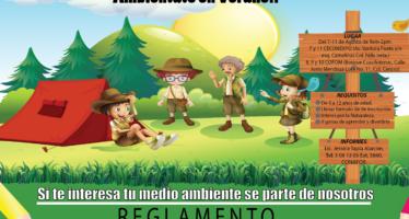 Red de Divulgadores Ambientales invita a su 3er Curso de Verano 2017