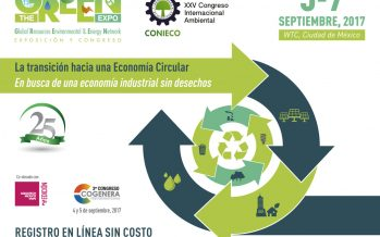 The Green Expo, 5 a 7 de septiembre en la CDMX