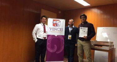 Estudiantes de la Facultad de Ingeniería de la UAC, ganan segundo lugar en concurso internacional científico