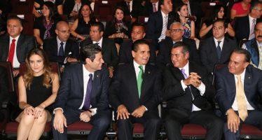 Con madurez y sin protagonismos vamos a construir el futuro de México, sostiene Silvano Aureoles