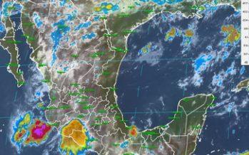 Tormentas muy fuertes se pronostican para gran parte del país