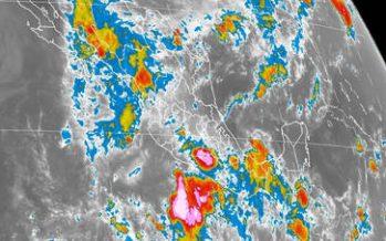 Lluvias acompañadas de granizo se esperan en gran parte del país