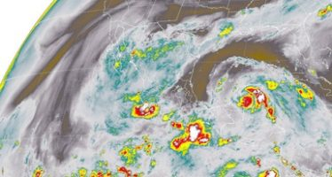 Tormentas intensas serán ocasionadas por Franklin en el sur y sureste del país