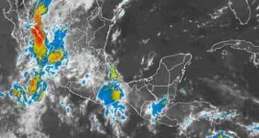 En el centro y norte del país, se prevén tormentas muy fuertes