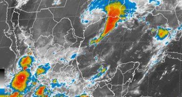 Tormentas intensas se esperan en el centro del país, al igual que temperaturas superiores a 40° distintos puntos del país