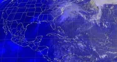 Se esperan lluvias fuertes en la mayoría del territorio nacional
